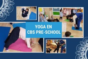 Yoga en CBS Pre-School Centro de Educacion Infantil Bormujos-1